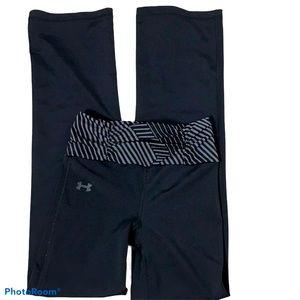 Under Armour Heat Gear Black leggings